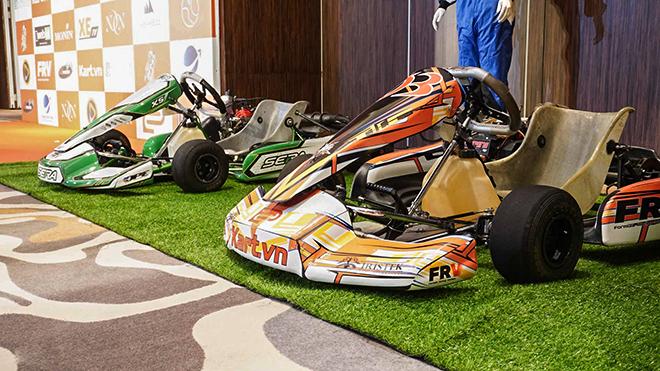 Giải đua xe Go Kart quy tụ đông vận động viên nhất sắp được khởi tranh - 1