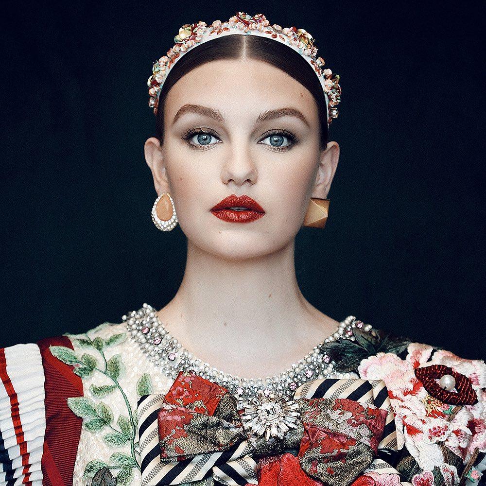 """""""Nữ thần mũm mĩm"""" gây sốt khi lên tạp chí thời trang Việt, vẻ tròn trịa, khoẻ mạnh hút hồn - hình ảnh 3"""