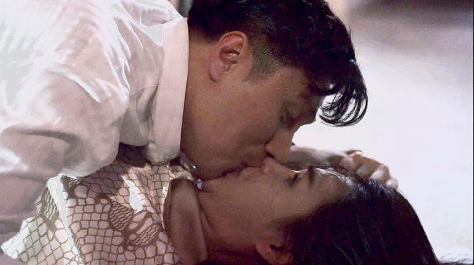 Người đẹp bị Việt Anh cưỡng hôn trong đêm là ai? - hình ảnh 1