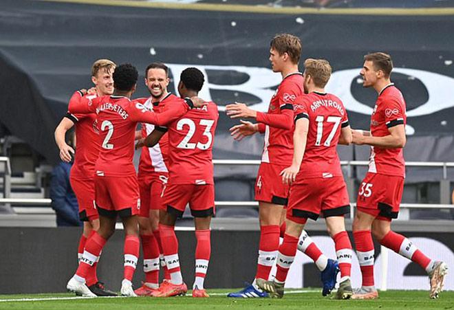 Video Tottenham - Southampton: Thắng ngược không Kane, 2 siêu sao tỏa sáng - 1