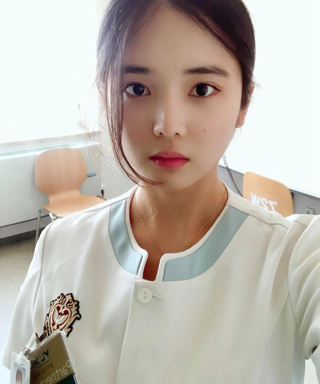 Nữ y tá xinh nhất Hàn Quốc quyết không giảm cân, giữ vững vẻ đẹp tròn đầy vạn người mê - 5