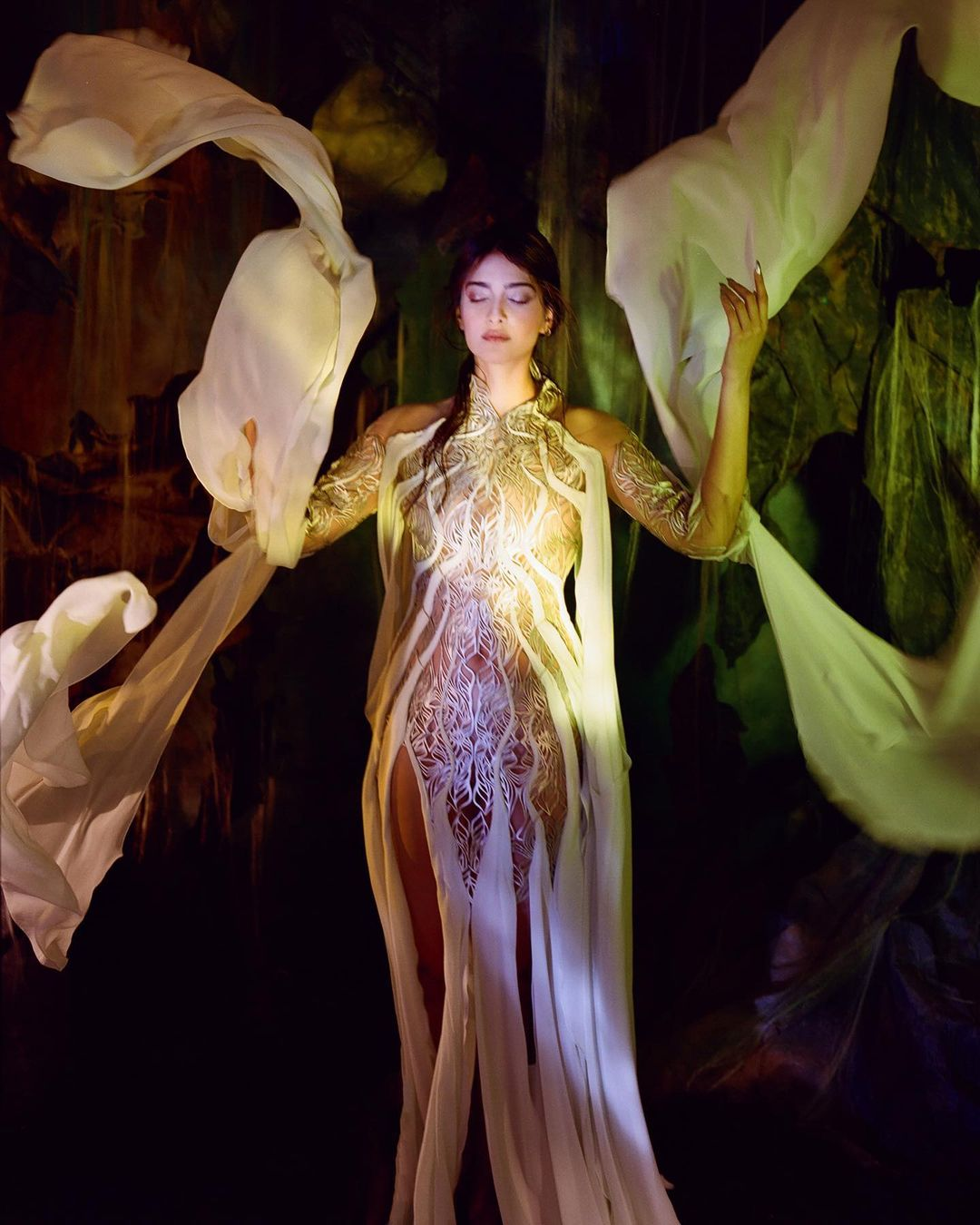 Mẻmaidcore: Phong cách nàng tiên cá đang gây bão trong làng thời trang - hình ảnh 5