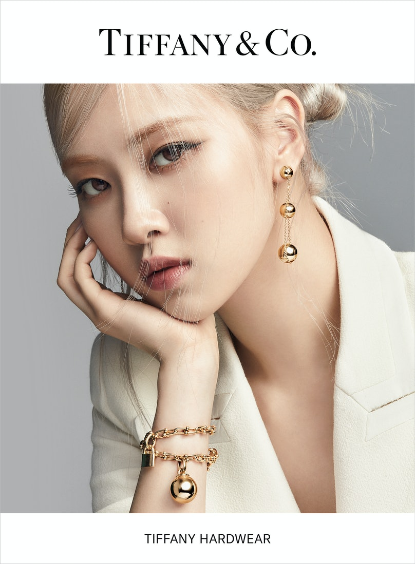 Sau Dior, nàng Rosé BlackPink trở thành đại sứ của Tiffany & Co - hình ảnh 1