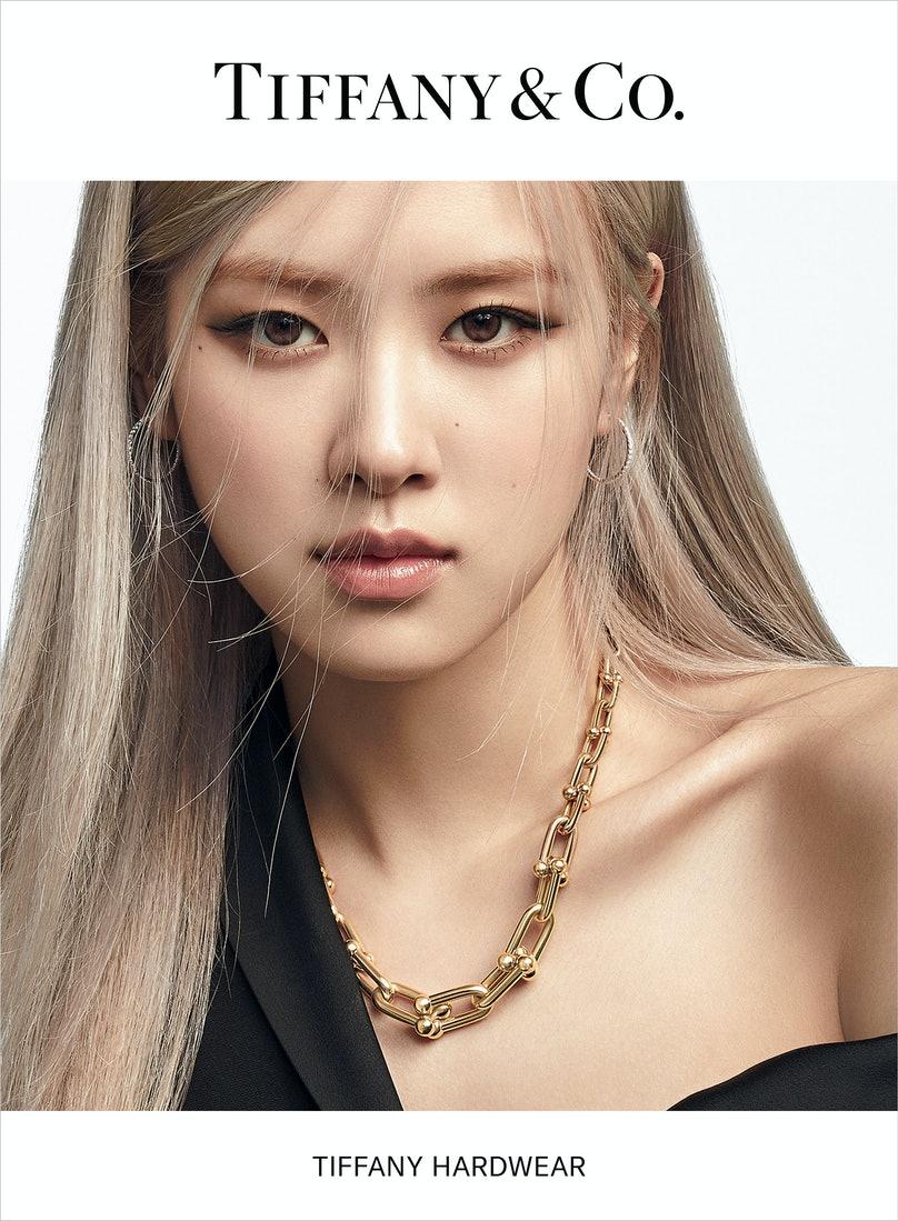 Sau Dior, nàng Rosé BlackPink trở thành đại sứ của Tiffany & Co - hình ảnh 2