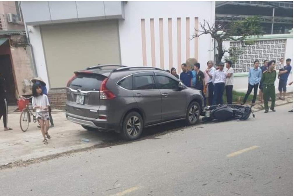 Tạm giam nữ tài xế lái ô tô gây tai nạn khiến 2 mẹ con tử vong thương tâm - hình ảnh 1