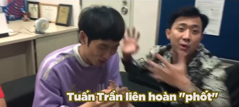 """Trấn Thành """"bóc phốt"""" cả showbiz Việt trong hậu trường, đến Hoài Linh cũng bị réo tên - hình ảnh 4"""