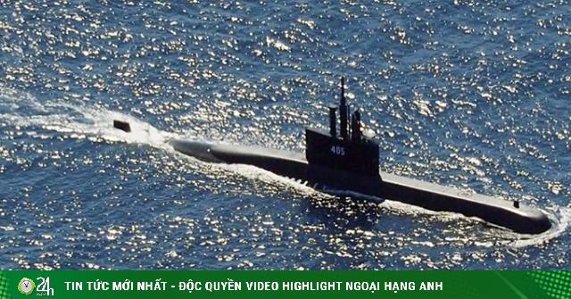 Tàu ngầm Indonesia chở 53 người mất tích: Vì sao tìm mãi không thấy?
