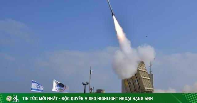Toàn bộ hệ thống đánh chặn nhiều tầng của Israel im lặng như tờ khi bị tấn công tên lửa