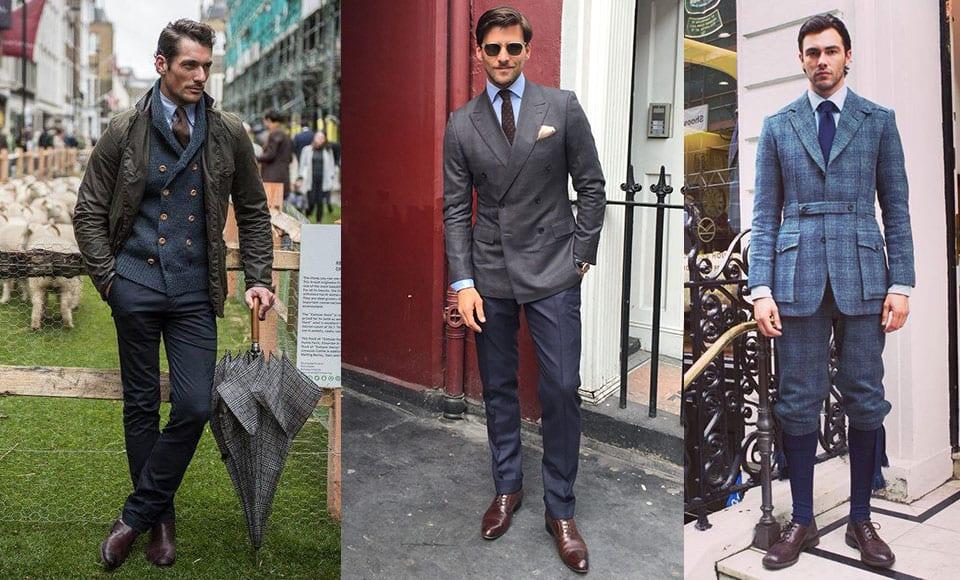 Bí quyết mặc đẹp như một chàng trai London - hình ảnh 2