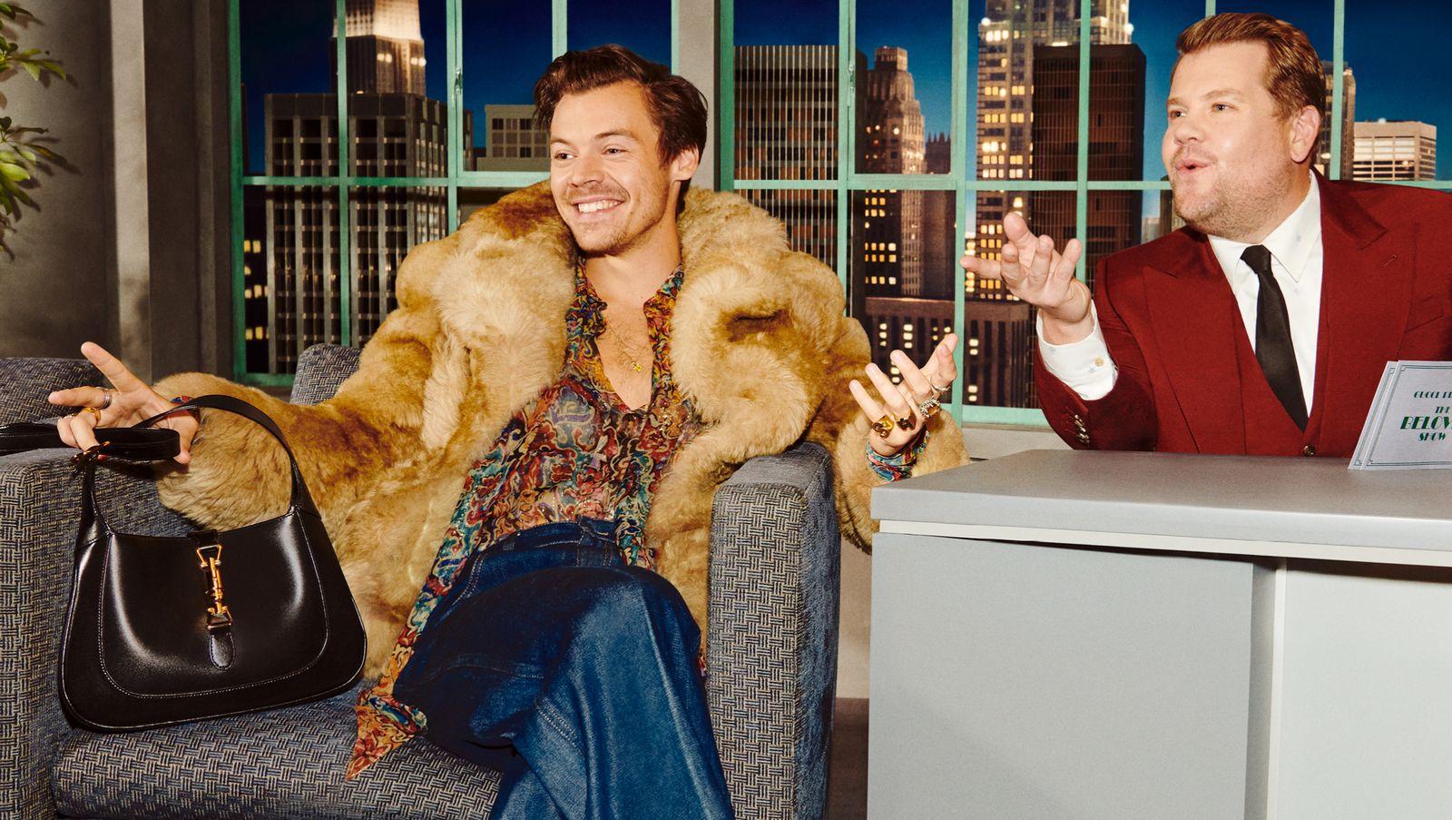 Gucci ra mắt chương trình Talkshow kỷ niệm 100 năm ngày thành lập - hình ảnh 1