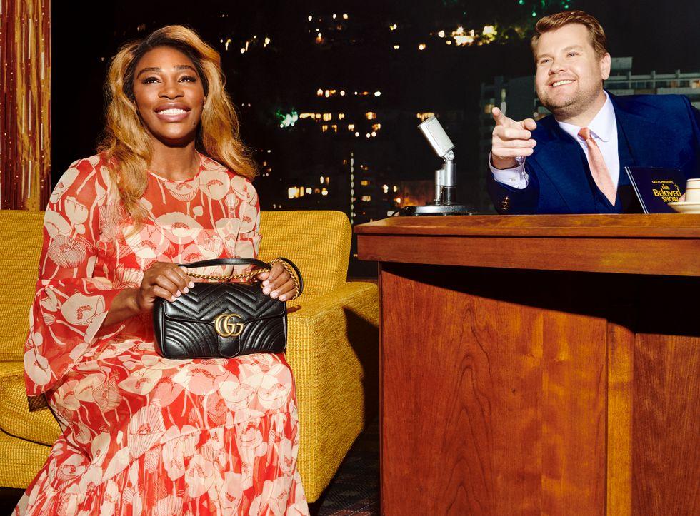 Gucci ra mắt chương trình Talkshow kỷ niệm 100 năm ngày thành lập - hình ảnh 4