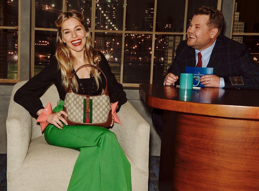 Gucci ra mắt chương trình Talkshow kỷ niệm 100 năm ngày thành lập - hình ảnh 5
