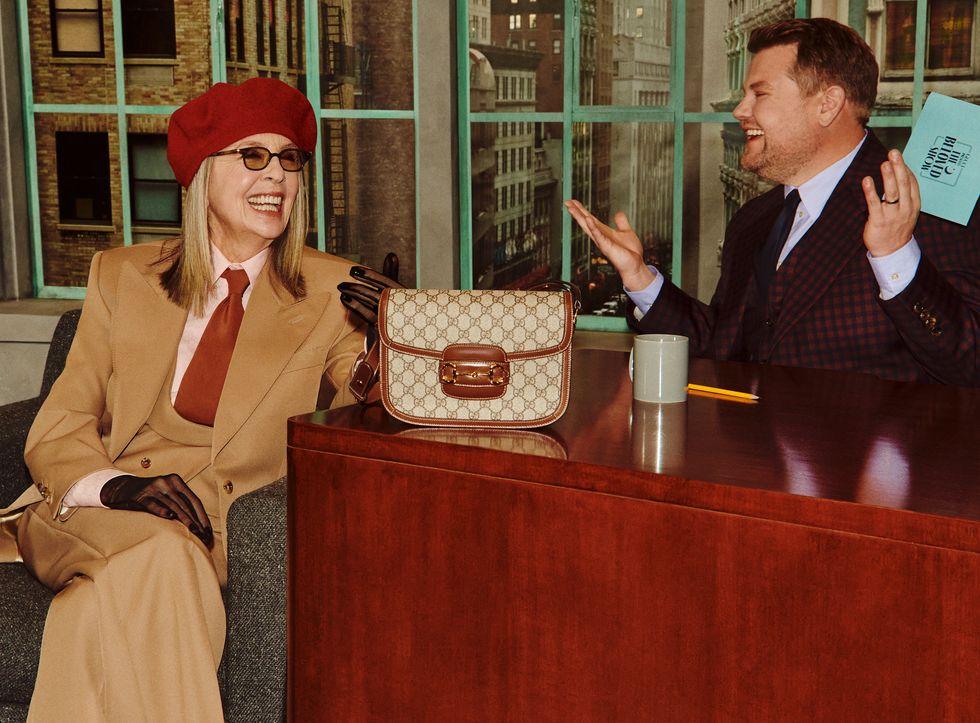 Gucci ra mắt chương trình Talkshow kỷ niệm 100 năm ngày thành lập - hình ảnh 6