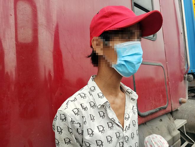 """Tài xế xe container bị CSGT phát hiện dương tính với ma túy: """"Cha mẹ mà biết chắc chết luôn"""" - 8"""