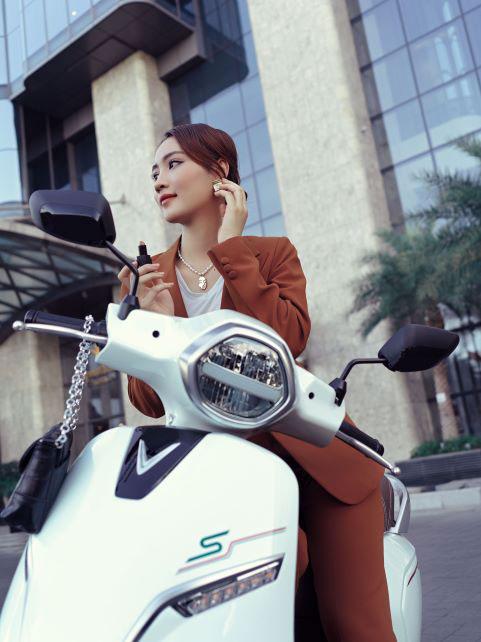 """Xe máy điện VinFast – """"trang sức"""" mới thể hiện cá tính của giới trẻ - 3"""