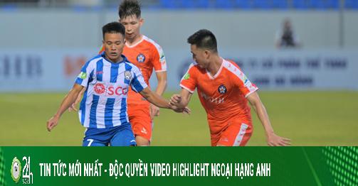 Video Đà Nẵng - Bà Rịa Vũng Tàu: Đức Chinh nổ súng,...