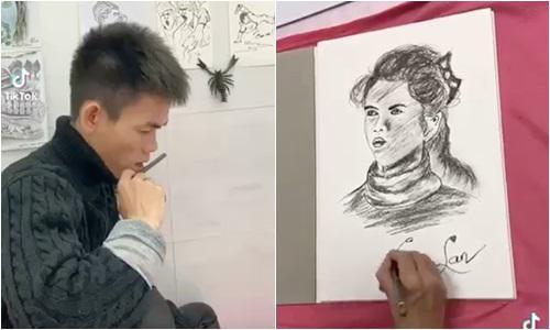 """""""Chàng trai chăn bò Bình Định"""" vượt mặt Sơn Tùng khoe bạn gái, tiết lộ thân thế bất ngờ - 5"""