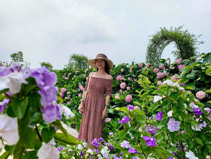 Chớm hè, cùng ngắm vẻ đẹp lãng mạn của thung lũng Mường Hoa và đỉnh Fansipan - hình ảnh 3