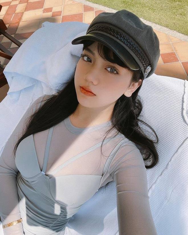"""Đăng ảnh thời chưa dậy thì, hot girl Lâm Đồng khiến dân mạng thốt lên """"không tin nổi"""" - hình ảnh 7"""