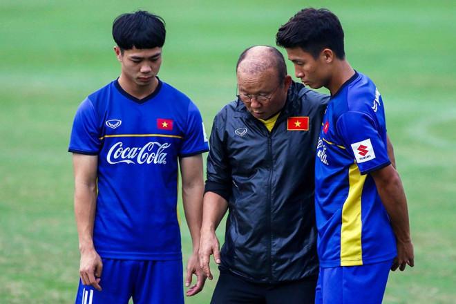 Thầy trò ông Park với chiến dịch từ Quy Nhơn đến Dubai - 1