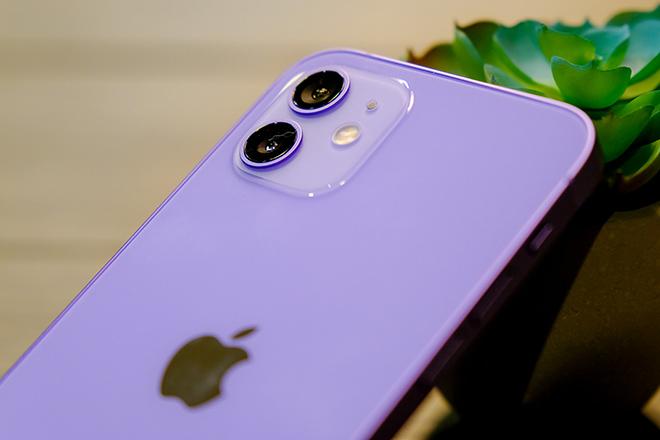 Khi nào iPhone 12 và 12 mini màu Tím cập bến thị trường Việt? - 1