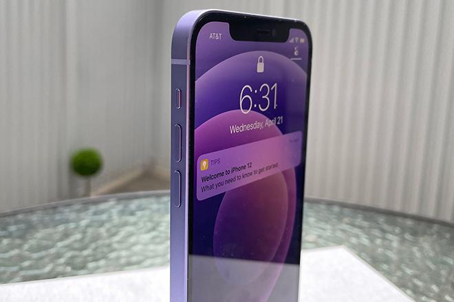 Khi nào iPhone 12 và 12 mini màu Tím cập bến thị trường Việt? - 3