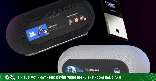 Mê mẩn với ý tưởng Apple Home TV