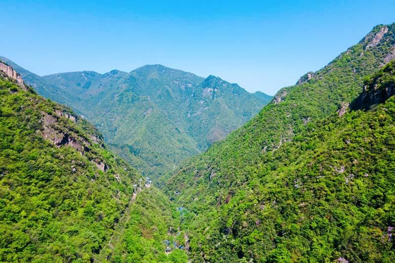 """Hẻm núi được mệnh danh """"bí ẩn địa lý thế giới"""", cảnh vật yên bình, đẹp xuất sắc - hình ảnh 3"""