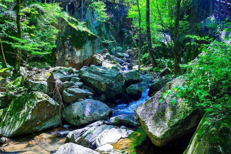 """Hẻm núi được mệnh danh """"bí ẩn địa lý thế giới"""", cảnh vật yên bình, đẹp xuất sắc - hình ảnh 4"""