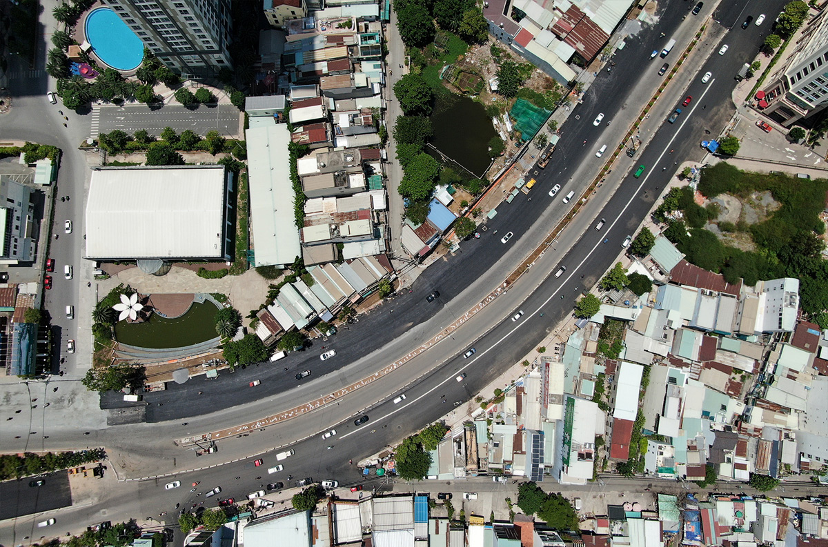 """""""Rốn ngập"""" ở Sài Gòn trước ngày hoàn thành sửa chữa - hình ảnh 10"""
