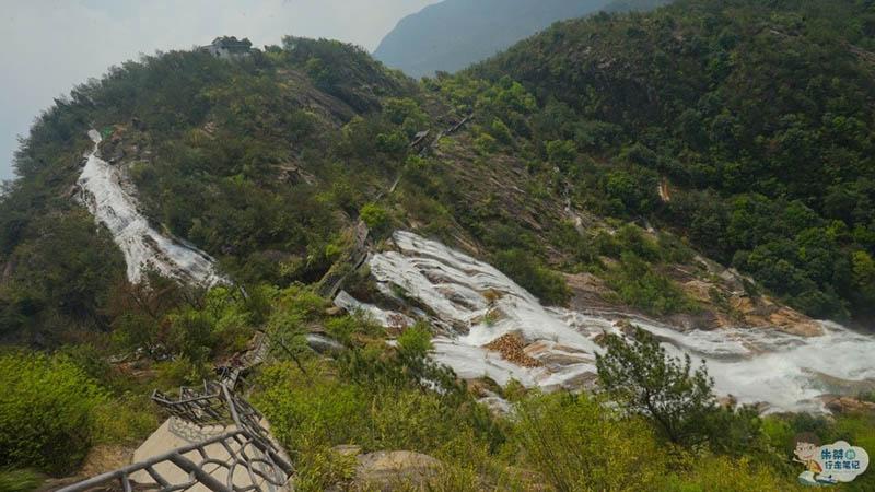 Thác nước cao nhất ở Trung Quốc, xuất hiện trở lại sau 60 năm khô cạn - 8