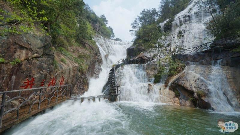 Thác nước cao nhất ở Trung Quốc, xuất hiện trở lại sau 60 năm khô cạn - 9