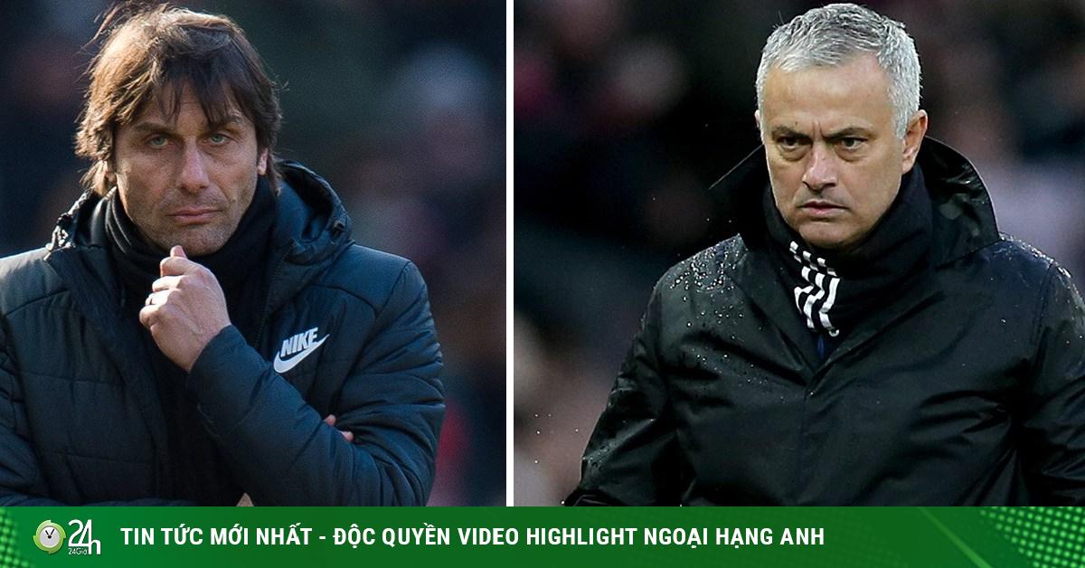 Inter Milan gây sốc sa thải Conte dù vô địch Serie A, chờ tái hợp Mourinho?