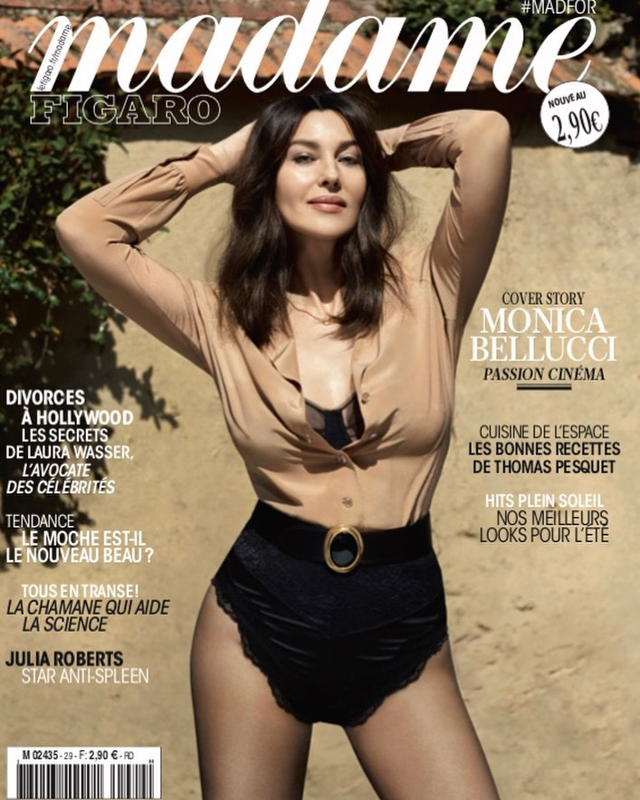 """""""Mỹ nhân đẹp nhất nước Ý"""" sexy hết mức, U60 vẫn là """"quốc sắc thiên hương"""" - hình ảnh 1"""
