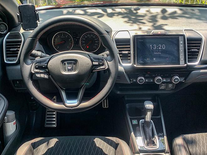 Honda City tiếp tục được một số đại lý hạ giá 40 triệu đồng - 6