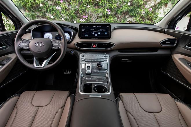 Hyundai Santa Fe 2021 được đăng ký thông tin trên Cục đăng kiểm Việt Nam - 8