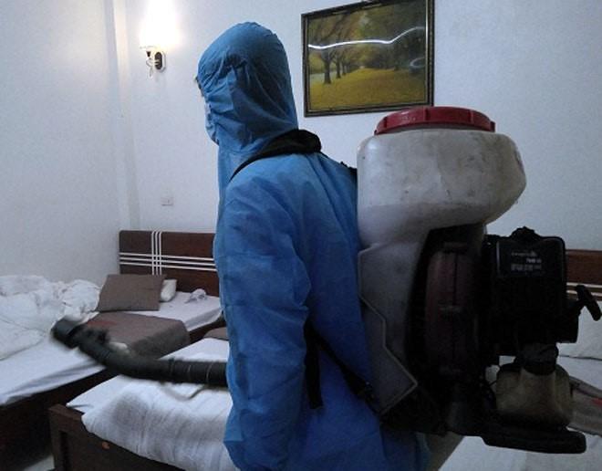 Nhân viên khách sạn ở Yên Bái dương tính với SARS-COV-2, là F1 của chuyên gia Ấn Độ - 1