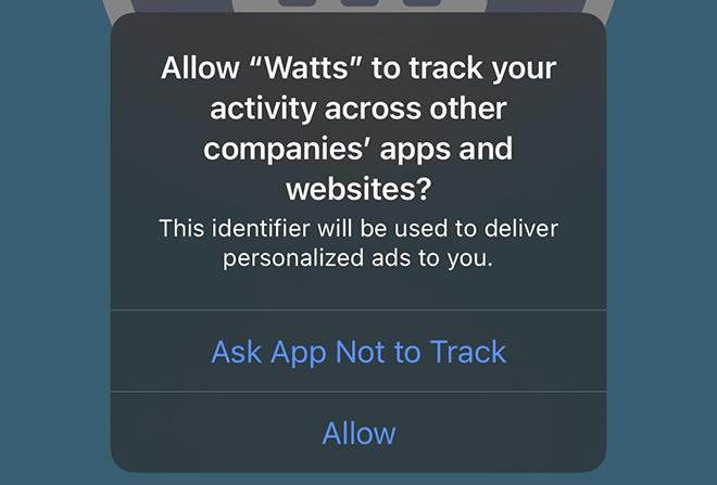 Cách chặn/cho phép ứng dụng theo dõi người dùng trên iPhone - 3