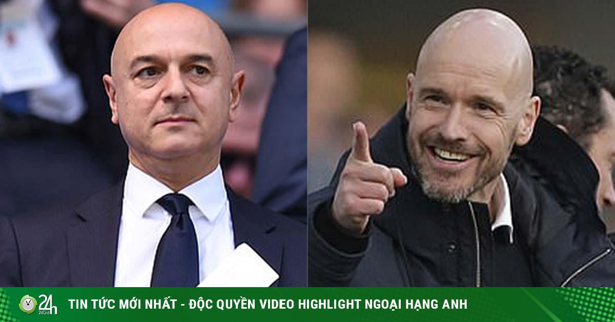 Tottenham hụt Mourinho đệ nhị, gấp rút chốt HLV từng vào bán kết Cúp C1