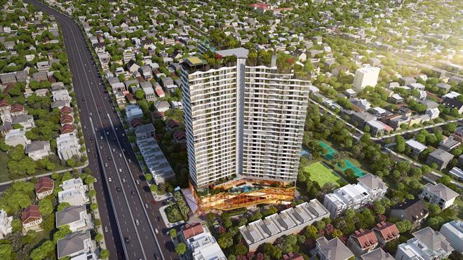 Lộ diện căn hộ hạng sang tại trung tâm Chợ Lớn giá 67 triệu/m2 - 1