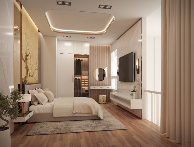 Lộ diện căn hộ hạng sang tại trung tâm Chợ Lớn giá 67 triệu/m2 - 2