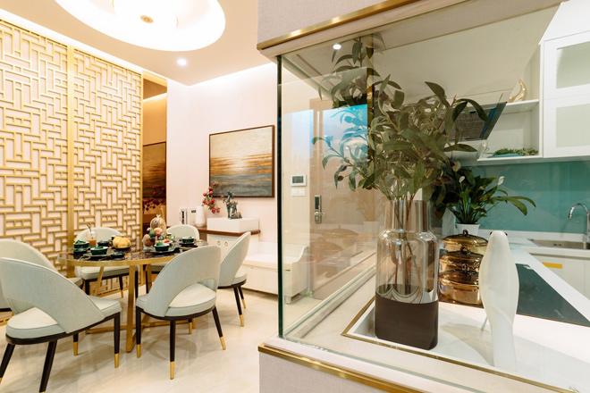 Lộ diện căn hộ hạng sang tại trung tâm Chợ Lớn giá 67 triệu/m2 - 3