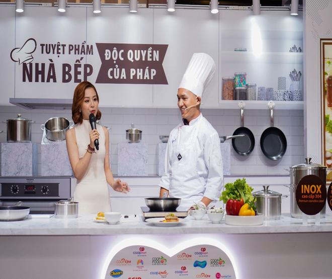 """Vũ Nhất Thông: """"Vị đầu bếp tài hoa"""" đồng sáng lập Eric Vũ Cooking Class truyền lửa cho giới trẻ - 2"""