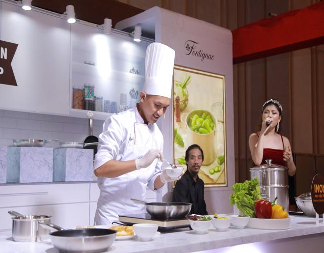 """Vũ Nhất Thông: """"Vị đầu bếp tài hoa"""" đồng sáng lập Eric Vũ Cooking Class truyền lửa cho giới trẻ - 3"""