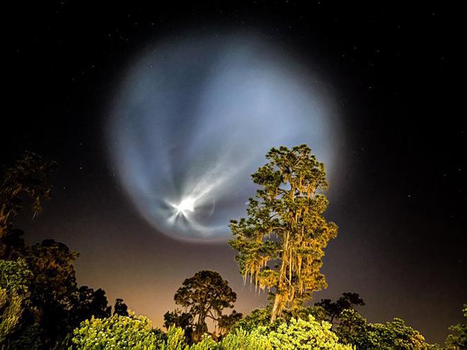 iFan choáng với khả năng quay chụp tàu vũ trụ của iPhone 12 Pro - 4