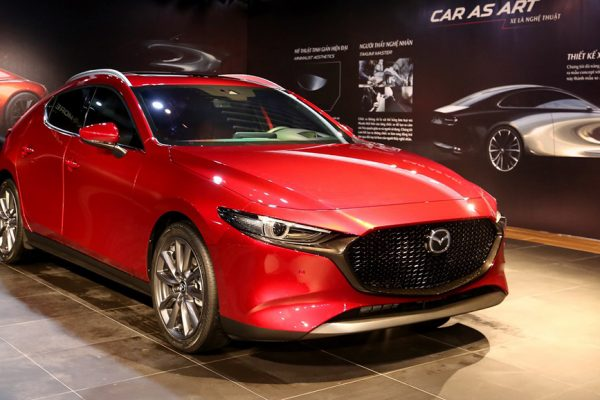 Bảng giá xe Mazda tháng 5/2021, giá niêm yết và lăn bánh của các dòng xe - 2