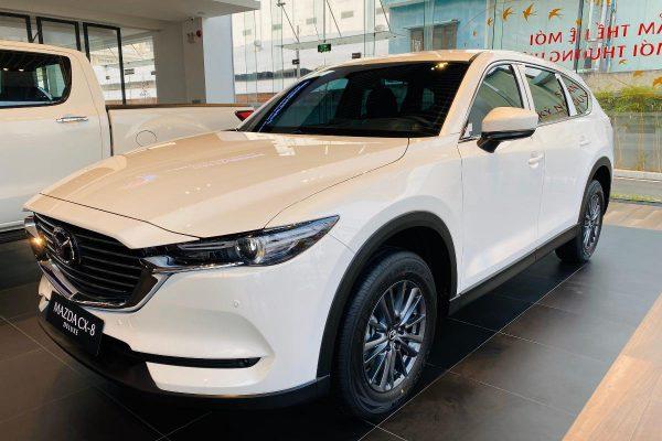 Bảng giá xe Mazda tháng 5/2021, giá niêm yết và lăn bánh của các dòng xe - 8