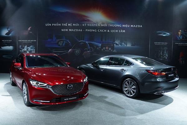 Bảng giá xe Mazda tháng 5/2021, giá niêm yết và lăn bánh của các dòng xe - 5