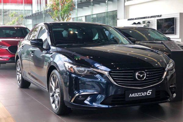 Bảng giá xe Mazda tháng 5/2021, giá niêm yết và lăn bánh của các dòng xe - 4