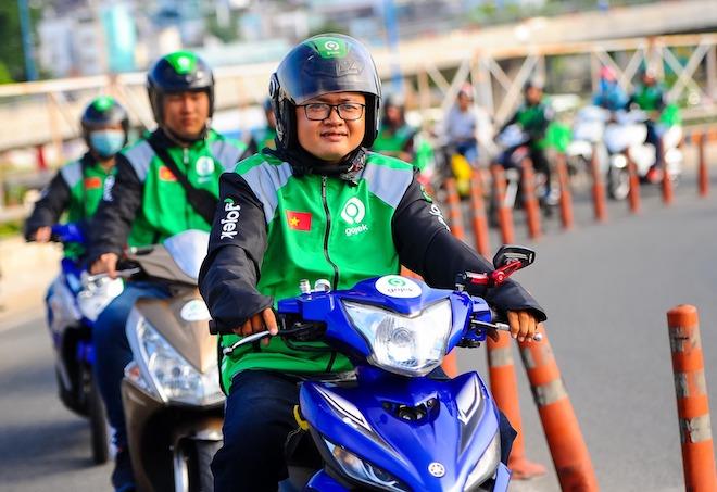 Gojek, Be, Grab có bao nhiêu tài xế tại Việt Nam? - 3